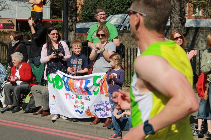 london marathon 16